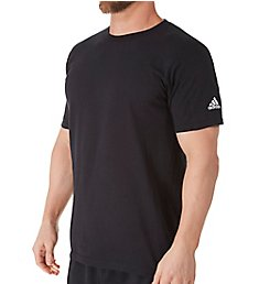 Adidas Short Sleeve Logo Regular Fit T-Shirt 3720