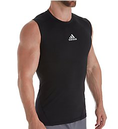 Adidas Alphaskin Sleeveless Compression Shirt 843T