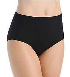 Anne Cole Live In Color Tummy Control High Waist Swim Bottom MB321