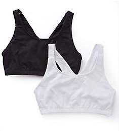 Bestform Low Impact Scoopneck Bra - 2 Pack 5006701
