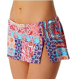 Bleu Rod Beattie Free Spirit Skirted Hipster Swim Bottom S18917