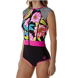 Body Glove Sunlight Stand Up Cap Sleeve Paddle Suit 432762