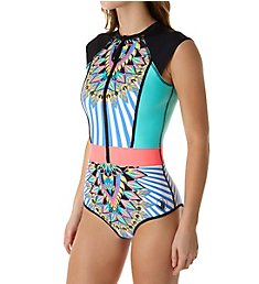 Body Glove Look At Me Stand Up Paddle One Piece Swimsuit 460762