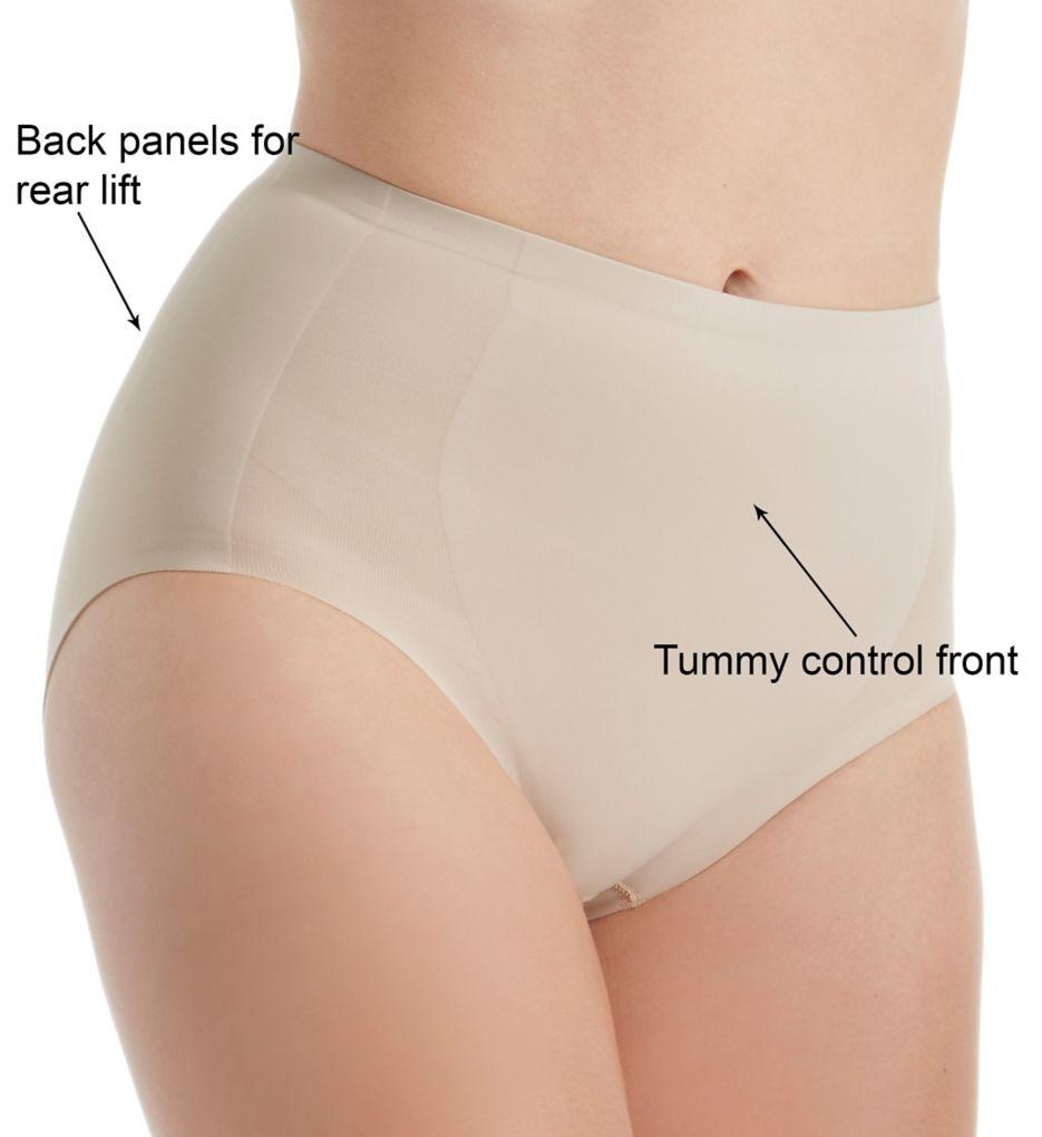 Body Hush 365 Everyday Control Brief Panty BH1301