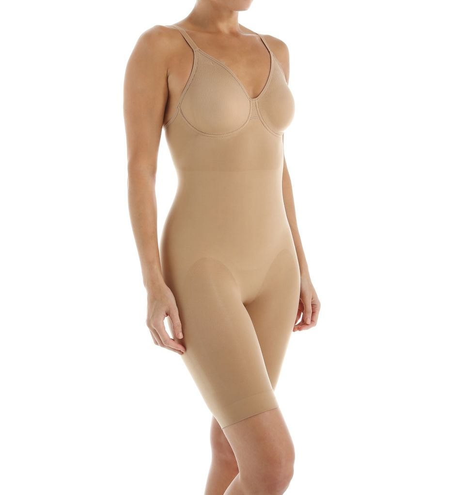 Body Wrap All Inclusive Underwire Bodysuit with Long Legs 44300