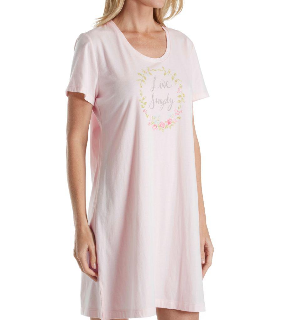 Carole Hochman Mums Graphic Sleepshirt 1821304