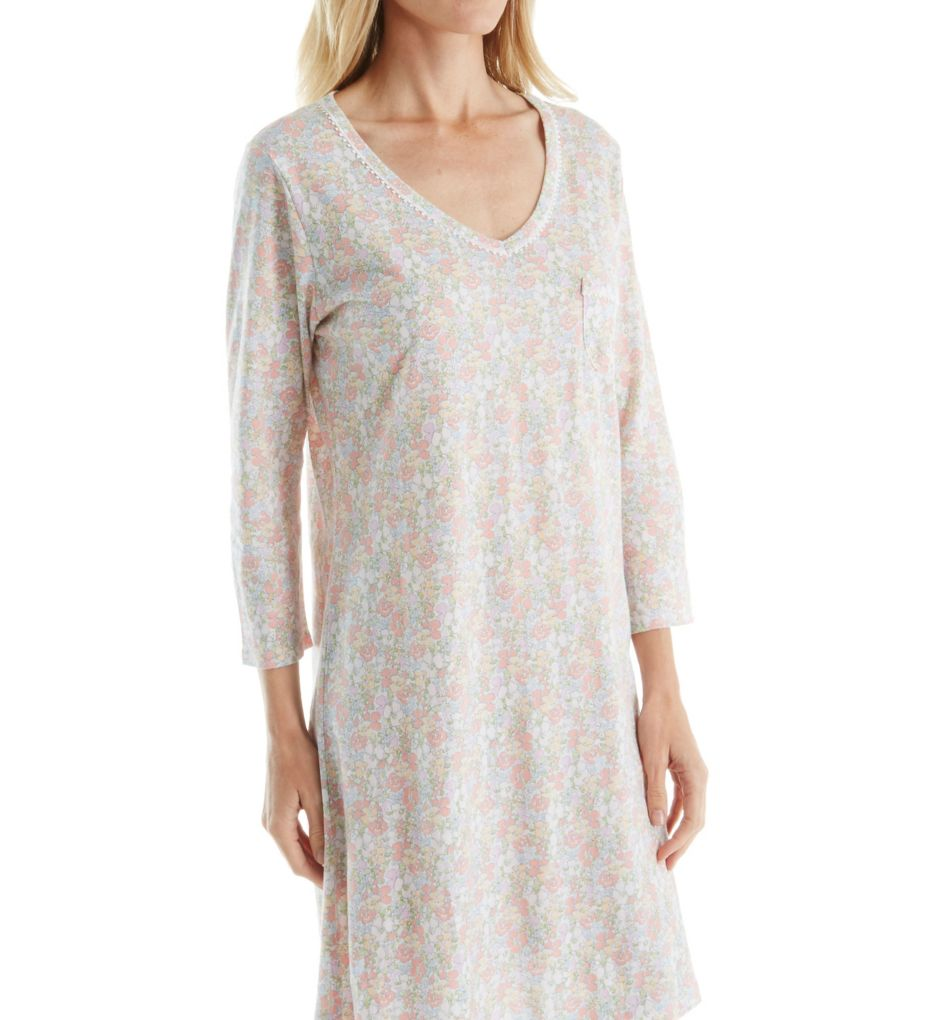 Carole Hochman Lace Sleepshirt 1831202