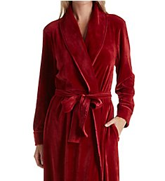 Carole Hochman Holiday Long Wrap Robe 1831454