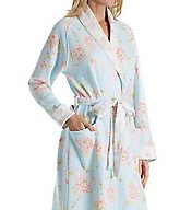 Carole Hochman Mums Diamond Quilt Long Robe 1851301