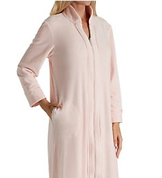 Carole Hochman Velour Long Zip Robe 1851454