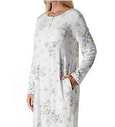 Carole Hochman Cozy Fleece Luxe Long Sleeve Waltz Gown 1871464