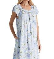 Carole Hochman Blooming Flutter Sleeve Gown 1881411