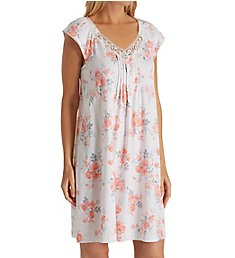 Carole Hochman Watercolor Buds Sleepshirt CH21505