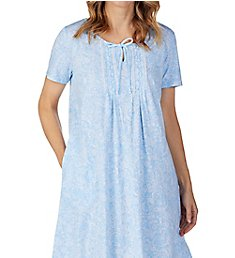 Carole Hochman Spring Bunches Short Gown CH21701