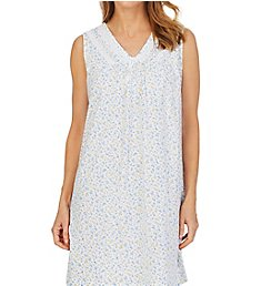 Carole Hochman 100% Cotton Sleeveless Waltz Gown CH21954