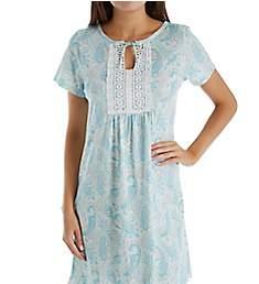 Carole Hochman Pretty Paisley Sleepshirt CH31555
