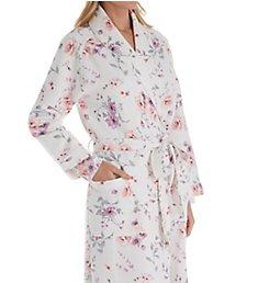 Carole Hochman Diamond Quilt Long Wrap Robe CH41651