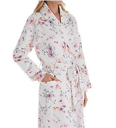 Carole Hochman Diamond Quilt Long Wrap Robe CH41651
