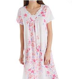 Carole Hochman Modern Floral Long Gown CH61550