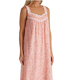 Carole Hochman Water Paisley Sleeveless Long Gown CH81506