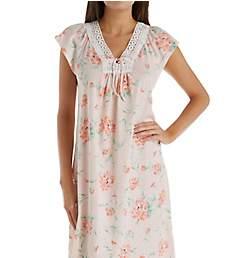 Carole Hochman Cascading Floral Waltz Gown CH81555