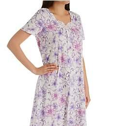 Carole Hochman Watercolor Floral Waltz Long Gown CH81704