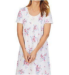 Carole Hochman 100% Cotton Short Sleeve Waltz Gown CH81950