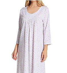 Carole Hochman 100% Cotton 3/4 Sleeve Waltz Nightgown CH82204
