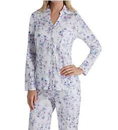 Carole Hochman Long Sleeve & Long Pant PJ Set CH91604