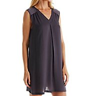 Carole Hochman Midnight In the Moment Sleeveless Sleepshirt 1331258