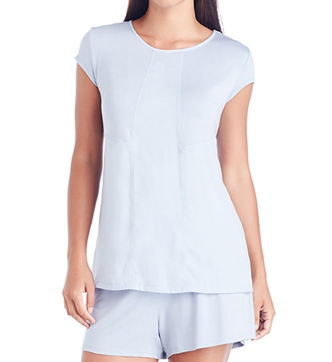 Carole Hochman Midnight Breezy Short PJ Set 1341306