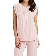 Carole Hochman Midnight Evening Long PJ Set 1391220