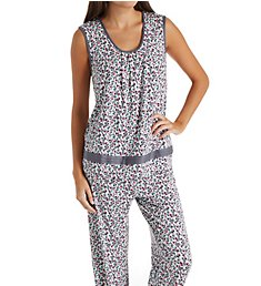 Carole Hochman Midnight Midnight Dreams Pajama Set 1391466