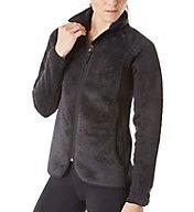Champion Lux Faux Fur Bonded Fleece Knit Jacket 1022FH