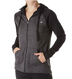 Champion Tech Fleece Lightweight Full Zip Hoodie Jacket J29898