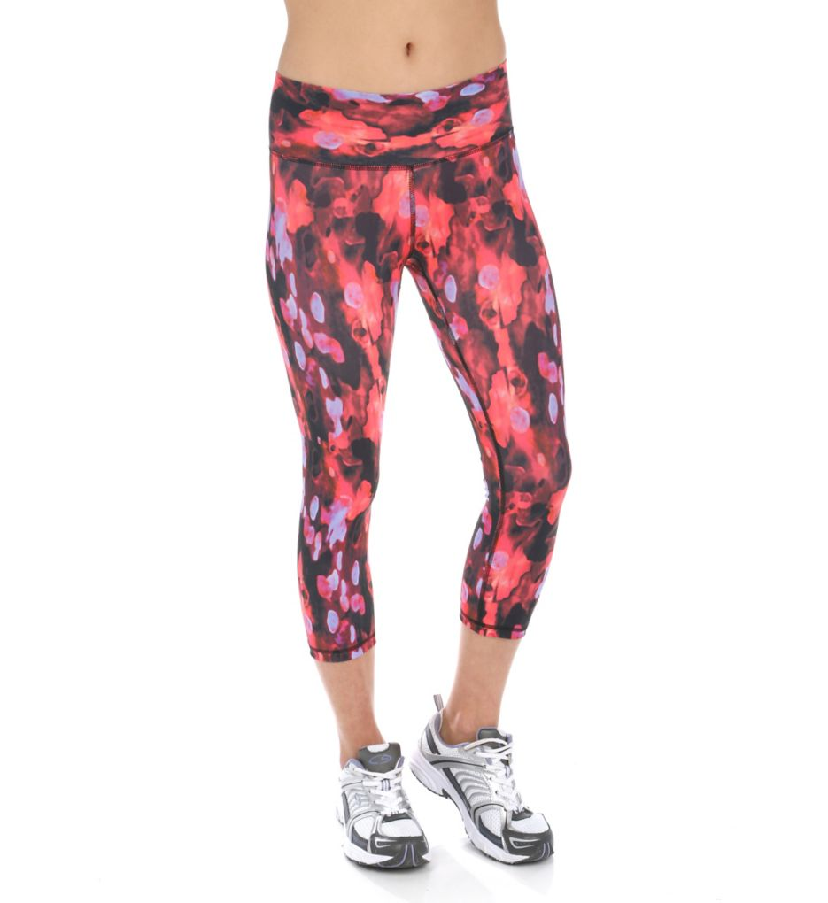 Champion Absolute Printed Capris with SmoothTec Band M0554P