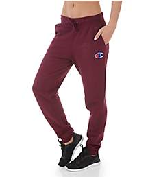 Champion Powerblend Fleece Jogger with Applique M0937F