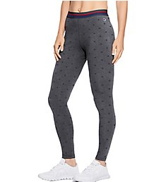 Champion Authentic Cotton Blend Printed Legging M5073P