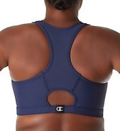 Champion Plus Size Vented Compression Sports Bra QB6632