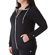Champion Plus Size French Terry Full Zip Hoodie Jacket QW1237