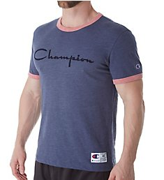 Champion Heritage Vintage Ringer T-Shirt T39474