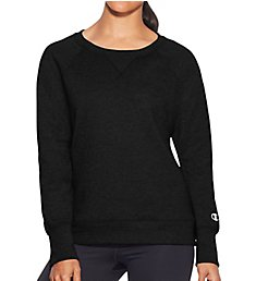 Champion Fleece Boyfriend Long Sleeve Crew W29567