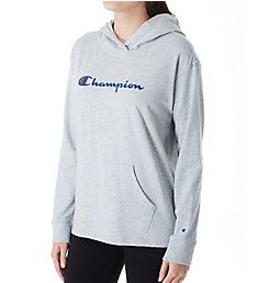 Champion Jersey Graphic Pullover Hoodie W49095