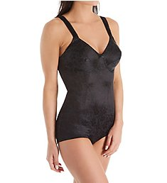 Cortland Intimates Soft Cup Printed Comfort Body Briefer 8601