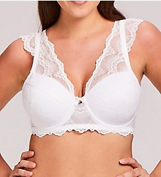 Creme Bralee Dance The Night Away Underwire Lace Bra 17231