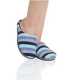 Dearfoams Quilted Microfiber Terry Clog Slipper 51705