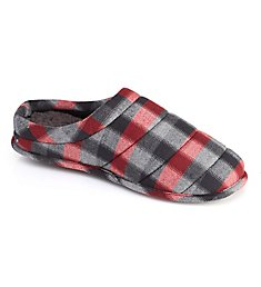 Dearfoams Quilted Clog Slipper With Memory Foam 80280