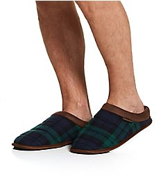 Dearfoams Quilted Clog Slipper With Memory Foam 80353