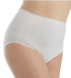 Elita Plus Size Cotton Lycra Full Brief Panty 6044