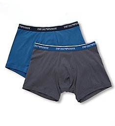 Emporio Armani Pop Color Stretch Cotton Boxer Briefs - 2 Pack 2687P717
